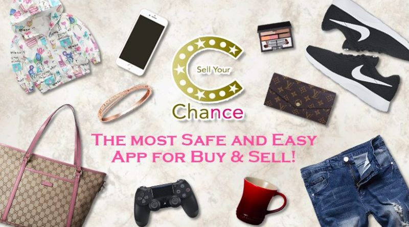 Chance, a place to sell unused stuffs