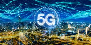 5G is one of the highest growth