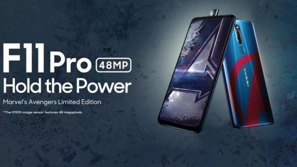 OPPO introduced OPPO F11 Pro's Marvel's Avengers Limited Edition along with Marvel Studios Avengers: End Game