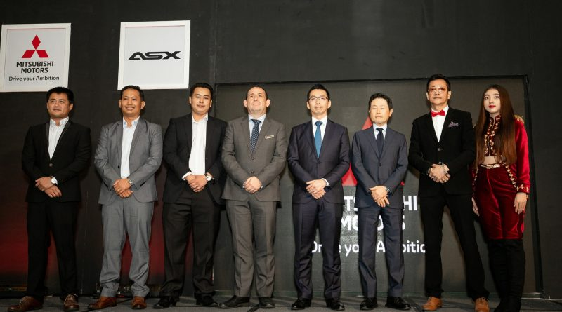 Mitsubishi Motors has introduced New ASX Model Car built with Japan Technology