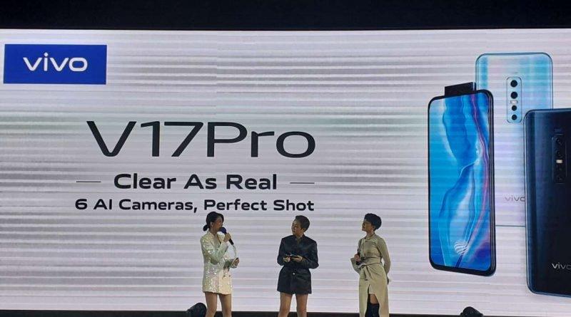 Vivo V17 Pro Smartphone Launching Event In Myanmar