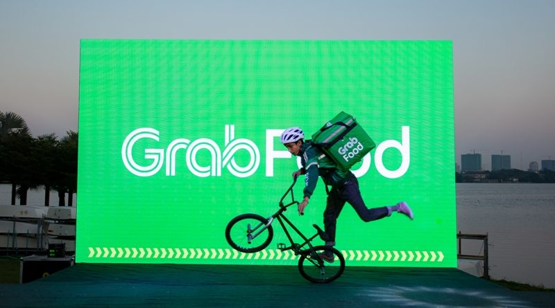 Grab launches food delivery service, GrabFood for nine townships in Yangon