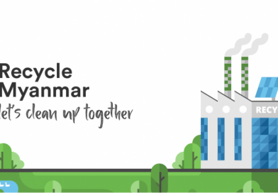 A Public Sustainable Startup Recycle Myanmar Platform
