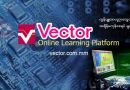 Vector Online Learning Platform for those who want to learn Computing Skills