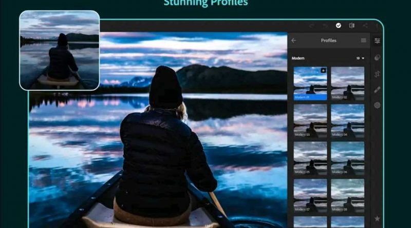 Top 5 the most used Photo Editing Applications