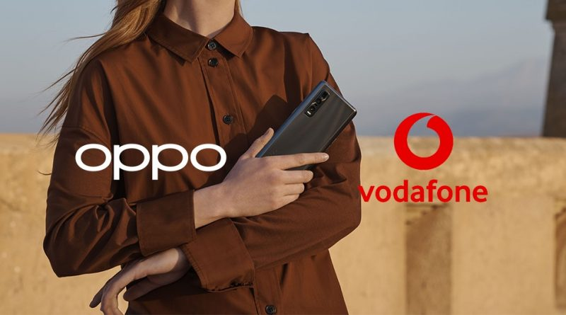 OPPO and Vodafone sign agreement to distribute more OPPO products