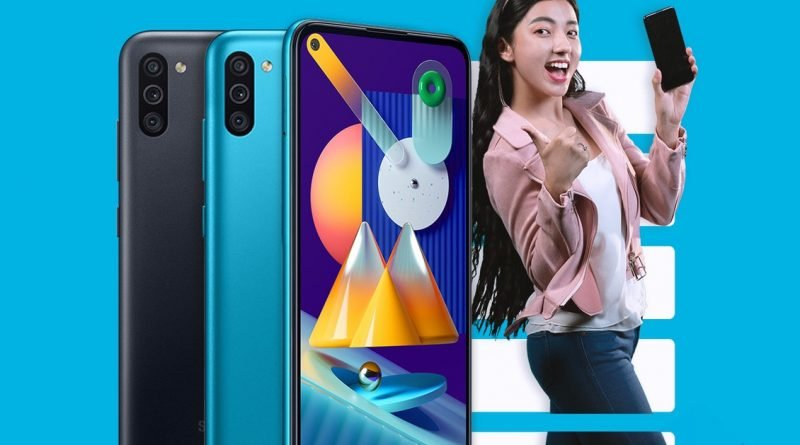 Samsung introduces Galaxy M11, the first M series smartphone available in the Myanmar market