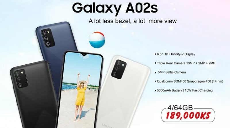 Features of popular Samsung Galaxy A02s in the market
