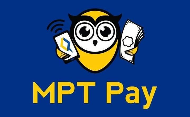 Ways to top up MPT Pay and uabpay account each other