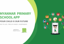 Free educational support Myanmar Primary School app for basic KG to G4