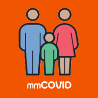 mmCovid, a place where provides information about COVID-19 related services and where Oxygen is available